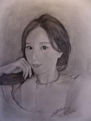 Chinese girl by zaboss3