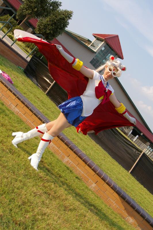 Manga Sailor Moon by SinnocentCosplay