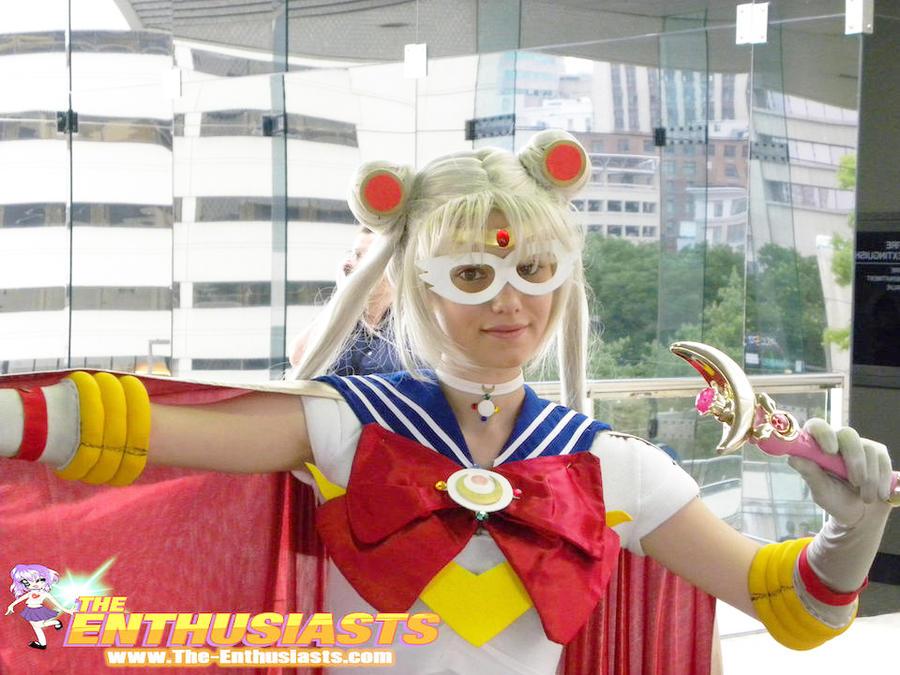 Manga Sailor Moon 3 by SinnocentCosplay
