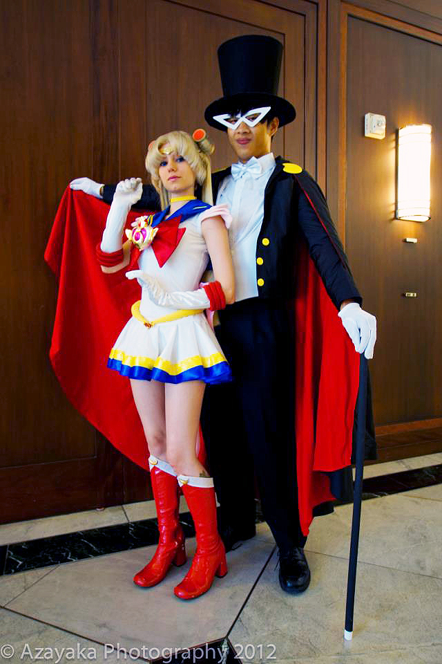 Super Sailor Moon 2 by SinnocentCosplay