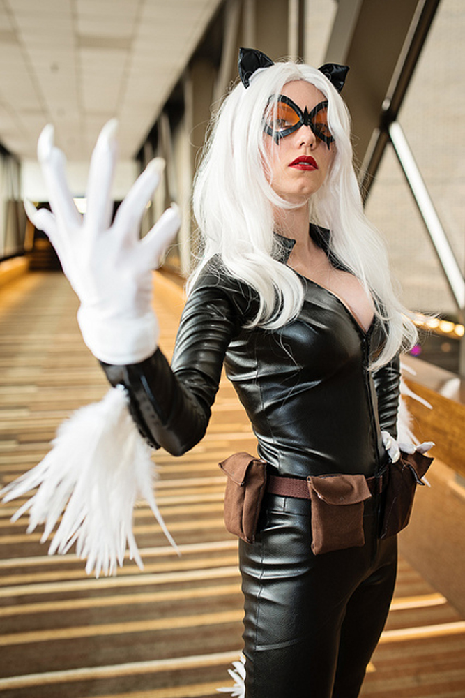 Marvel's Black Cat 1 by SinnocentCosplay