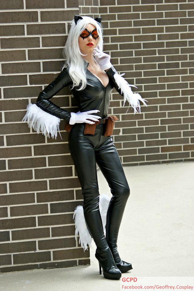 Marvel's Black Cat 2 by SinnocentCosplay