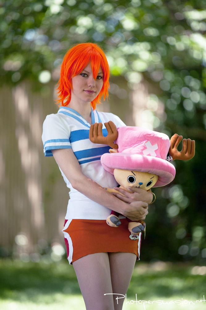 Orange Nami ~ One Piece by SinnocentCosplay