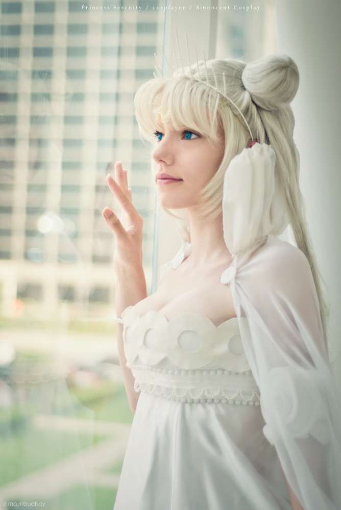 Manga Princess Serenity 4 by SinnocentCosplay