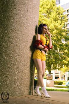 Faye Valentine ~ Cowboy Bebop 6