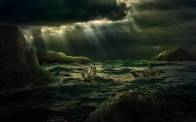 In Hazardous Waters