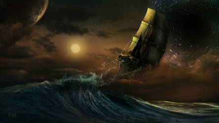 Beyond The Ocean by KISMUKI