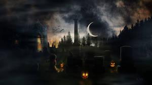 Cemetery Resting