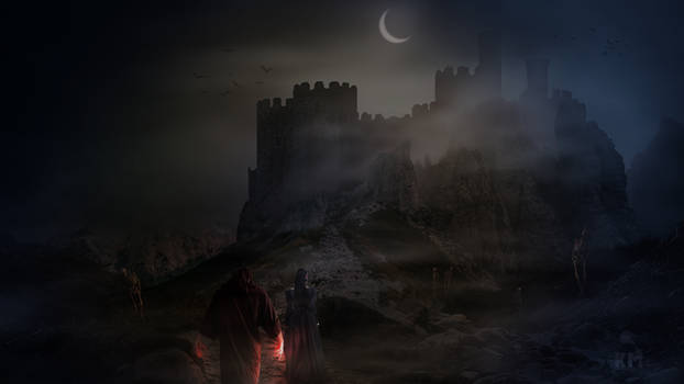 Mistress of the Dark Castle