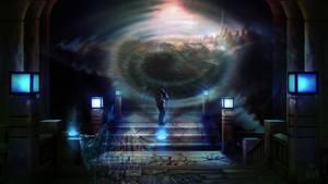 Return from the spirit world