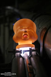 light up doll head by 1CONOCLA5T