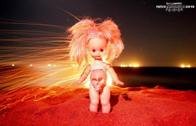 Red Beach Gutsbaby by 1CONOCLA5T