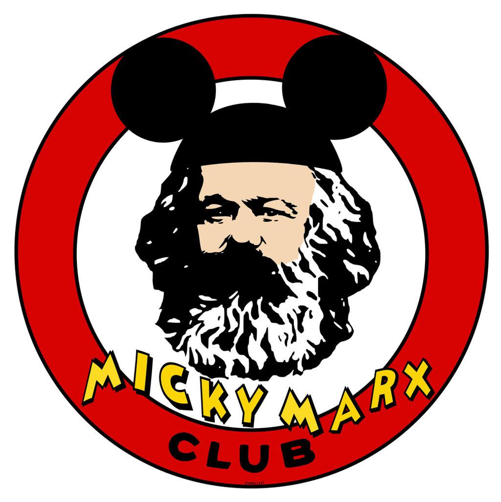 Micky Marx Club Logo