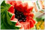 Watermelon by BlackDragon129
