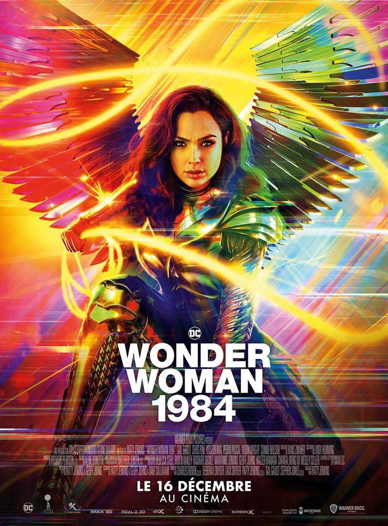 Wonder Woman 1984 film en streaming gratuit vf
