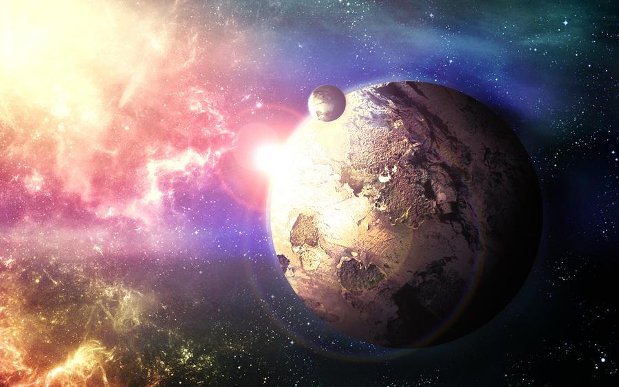 Planet Gold Mine by DRexySeamfire