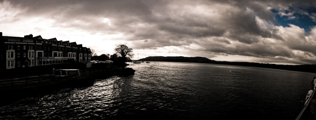 Lake Windermere by DRexySeamfire