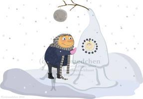 Snow Rocket by Windmaedchen