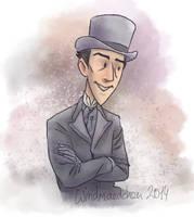 Ascot Holmes by Windmaedchen