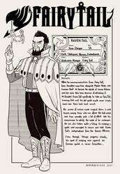 Ivan Dreyar - Character Sheet