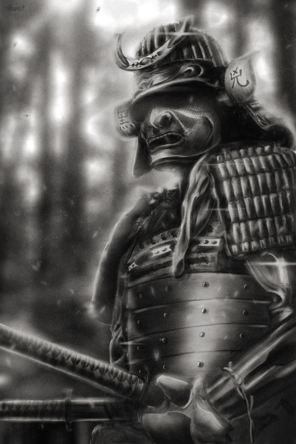 Samurai by vik-west