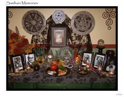 Samhain Memories 2005 by LadyAutumnDesigns