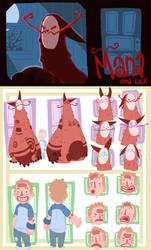 Dac- Monsters Inc. Challenge