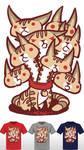 Hydra Cat- Cute Monster