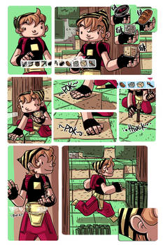 Crafting- Comic Page 2