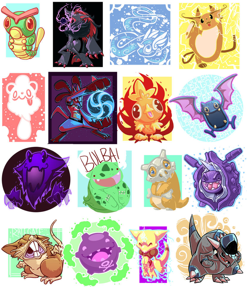 Pokemon Dec Draw- Part01 by stplmstr