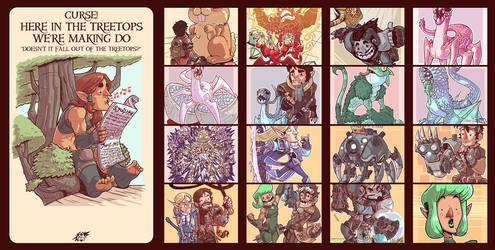 -Critical Hit Munchkin Cards- by stplmstr