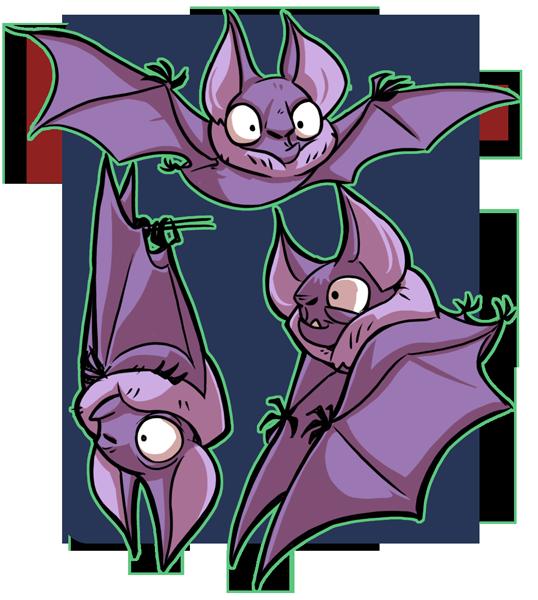 Bats! by stplmstr