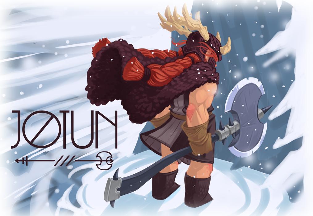 Spel - PC: Jotun