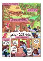 Adelie Apollinaire :Chasseuses de tresor- Page 01