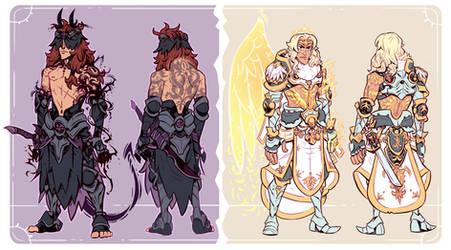 CDChallenge- Final Fantasy- Cecil Harvey