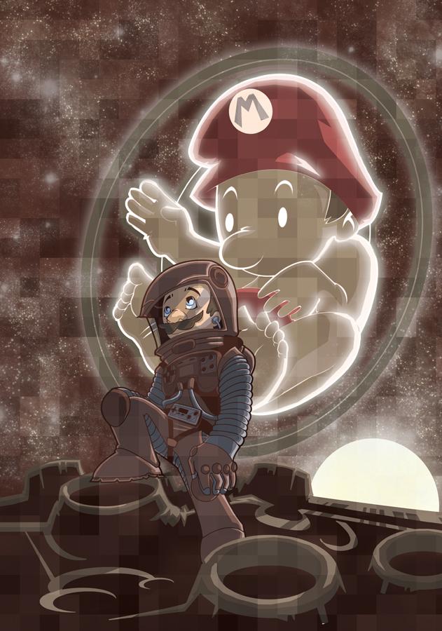 Mario 2001 by stplmstr