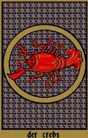 The Tann Tarot - der crebs by Versipelles