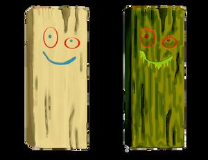 FusionFall Ed, Edd n Eddy Plank and Fusion Plank