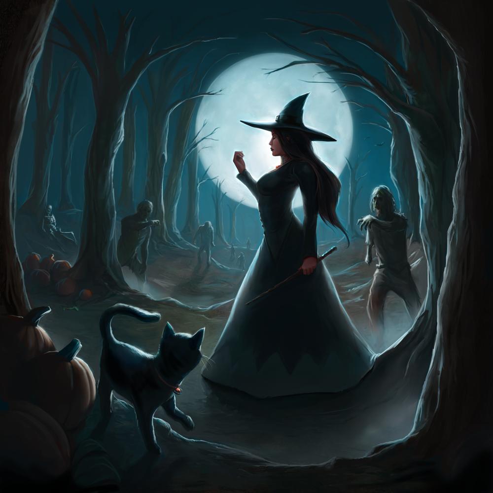 Hallow's Eve by F87w