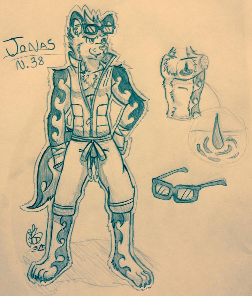 Jonas Weasey update by jwbash