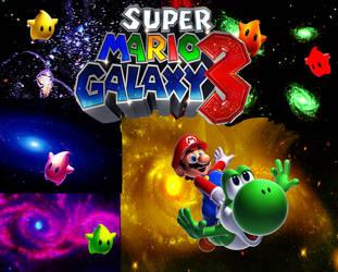 Super Mario Galaxy '3' by SmashBrawlR7538