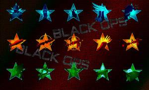 COD Black Ops Perks by SmashBrawlR7538