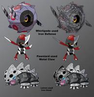Pokemon Metallic Tests by SmashBrawlR7538