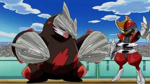 Pokemon Metallic Tests 2 by SmashBrawlR7538