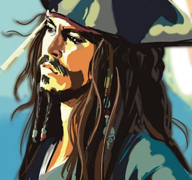 Jack Sparrow Sketch
