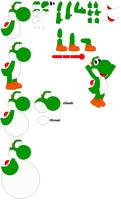 My Yoshi template
