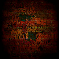 Background Graffiti In Color by J-MGraphics650