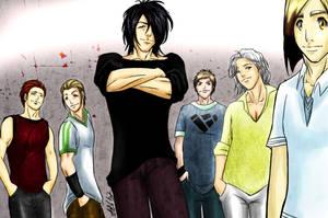 The Team by Aish89