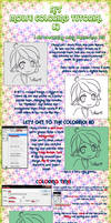 Mouse Coloring Tutorial