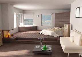 Cosy interior by lisarimski
